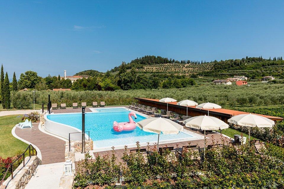 Agriturismo con piscina ca 39 zerbetto bardolino lago di garda - Agriturismo bardolino con piscina ...